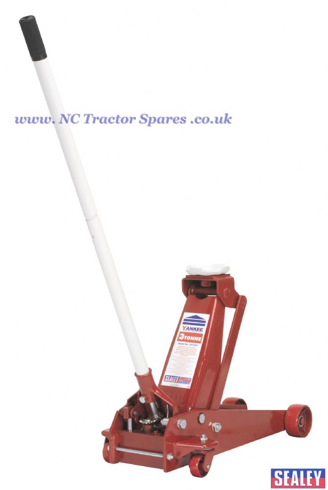 Trolley Jack 3tonne Standard Chassis.